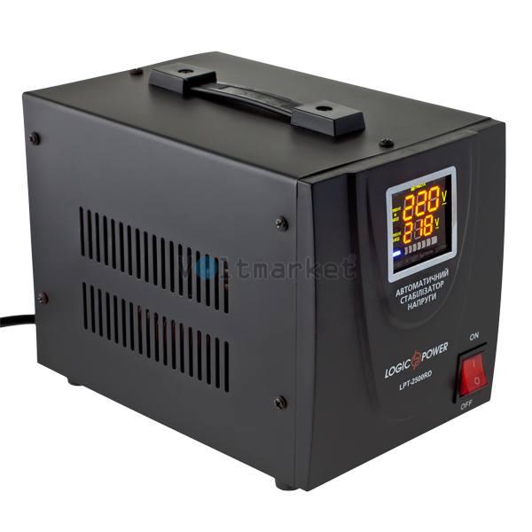 Релейный стабилизатор напряжения LogicPower LPT-2500RD