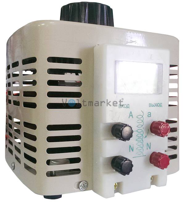 ЛАТР Luxeon 0.5 kVa