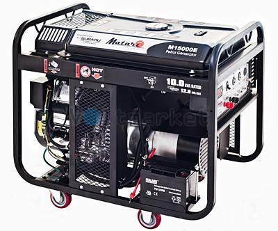 Бензиновая электростанция Matari M15000E3