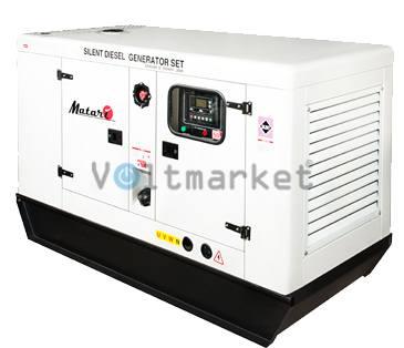 Дизельная электростанция Matari MD80