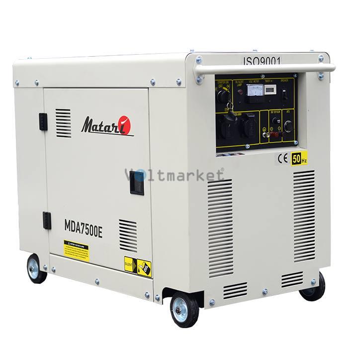 Дизельная электростанция Matari MDA 7500E