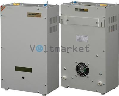 Электронный однофазный стабилизатор напряжения СНСО-11000 CONSTANTA 12 Medium