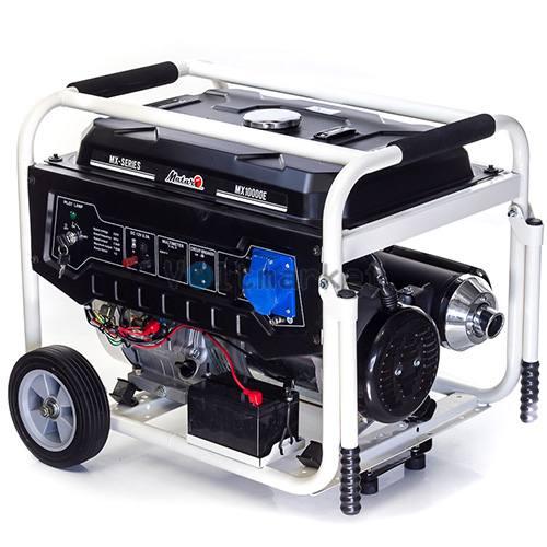 Бензогенератор Matari MX10000E ATS