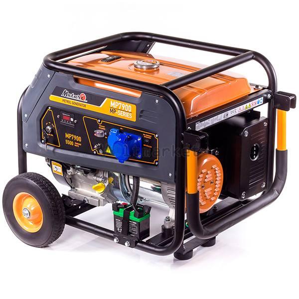 Бензиновая электростанция Matari MP 7900E-ATS