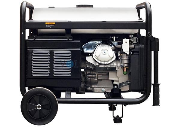 Бензиновая электростанция Matari M8000E