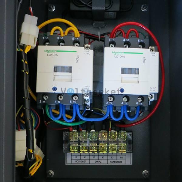 Дизельная электростанция Matari MDA12000SE
