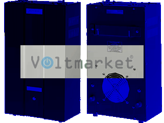 Электронный однофазный стабилизатор напряжения МЕРЕЖИК-5500-12