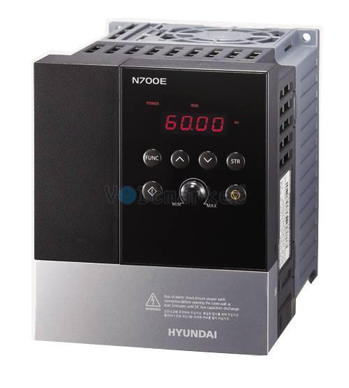 Преобразователь частоты Hyundai N700Е-022SF