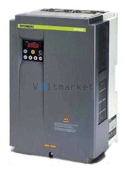 Преобразователь частоты Hyundai N700Е-220HF