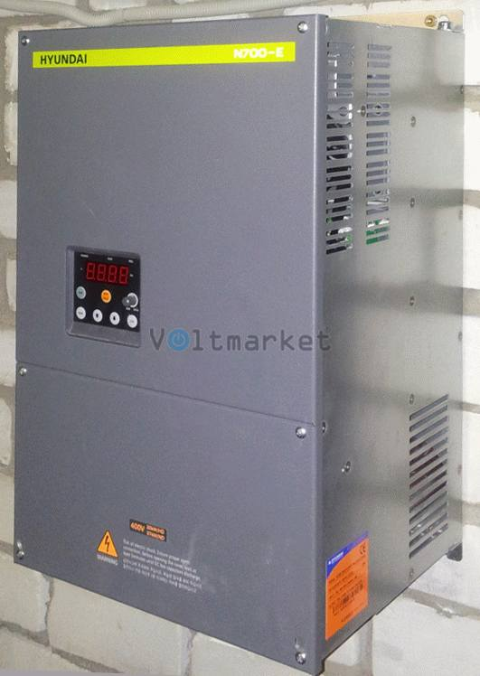 Преобразователь частоты Hyundai N700Е-550HF/750HFP