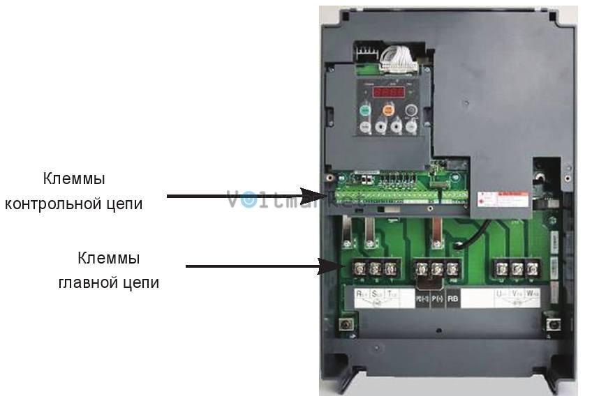 Преобразователь частоты Hyundai N700Е-150HF