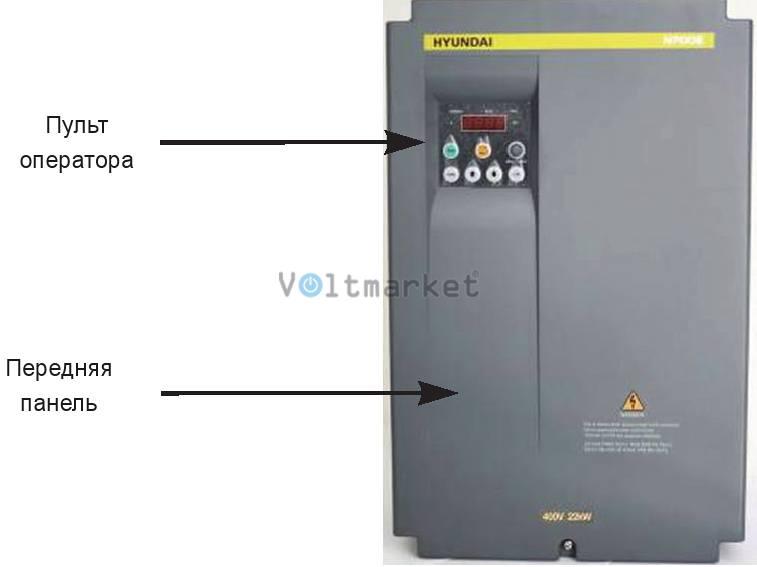 Преобразователь частоты Hyundai N700Е-075HF/110HFP