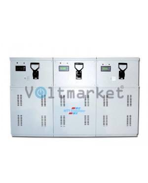 Трёхфазные сервоприводные стабилизаторы напряжения NTT Stabilizer DVS 33500