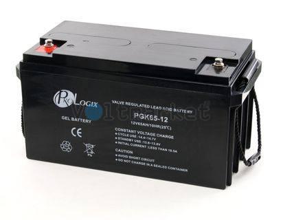 Аккумуляторные батареи Prologix GK-65-12