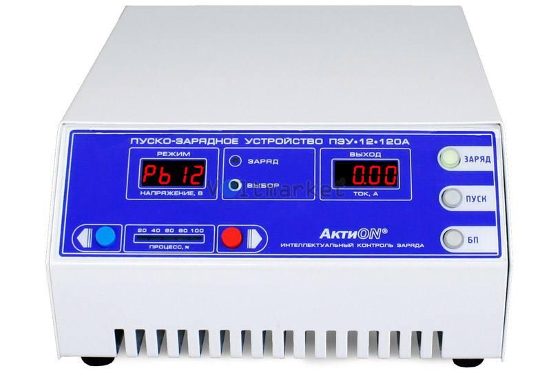 Зарядное устройство SinPro ПЗУ 12-120А АктиON