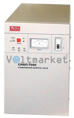 Стабилизатор напряжения однофазный ELIM СНАП-7000