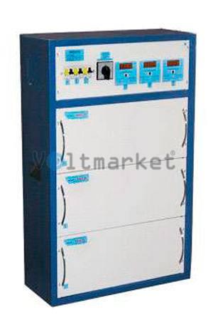 Трёхфазный стабилизатор напряжения RETA ННСТ-3х7500 CALMER