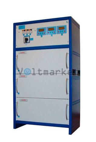 Трёхфазный стабилизатор напряжения ННСТ-3х15000 NORMIC