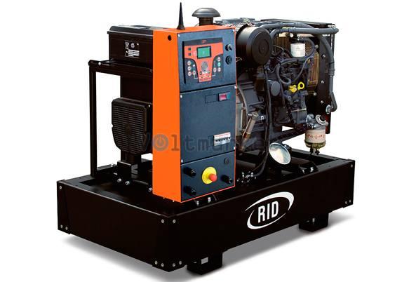 Дизельная электростанция RID 14/1 S-SERIES