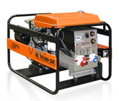 Переносная сварочная электростанция RID RV 10300 SDE