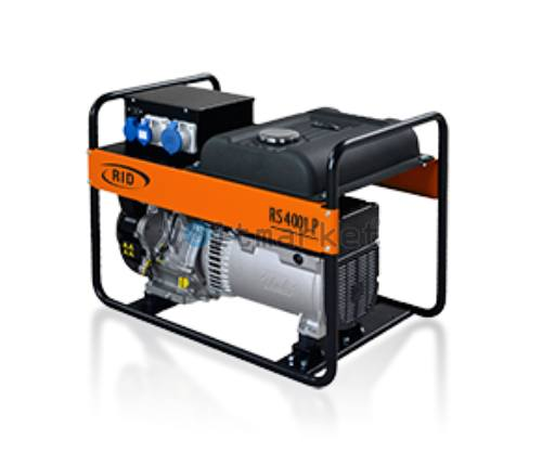 Бензиновая электростанция RID RS 4001 P