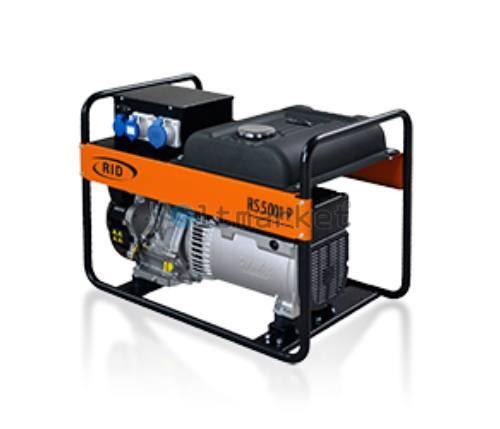 Бензиновая электростанция RID RS 5001 P