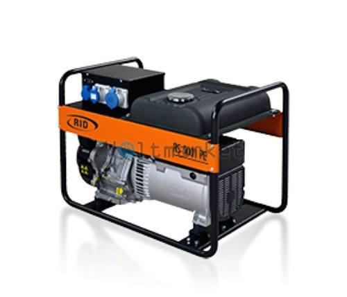 Бензиновая электростанция RID RS 5001 PE