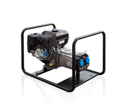 Бензиновая электростанция RID RS 5001 E