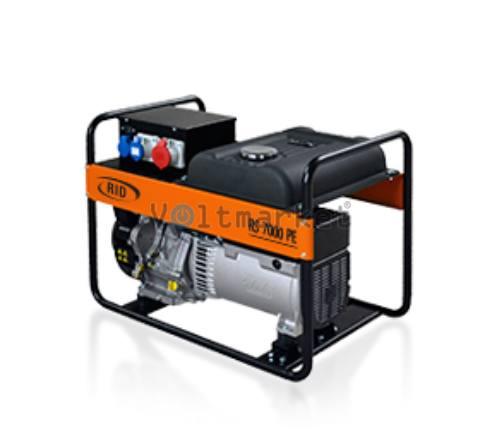 Бензиновая электростанция RID RS 7000 PE