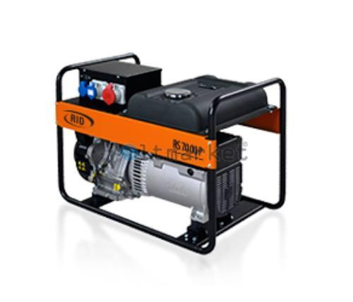 Бензиновая электростанция RID RS 7000 P