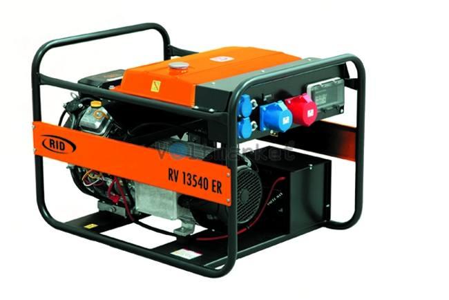 Бензиновая электростанция RID RV 13540 ER