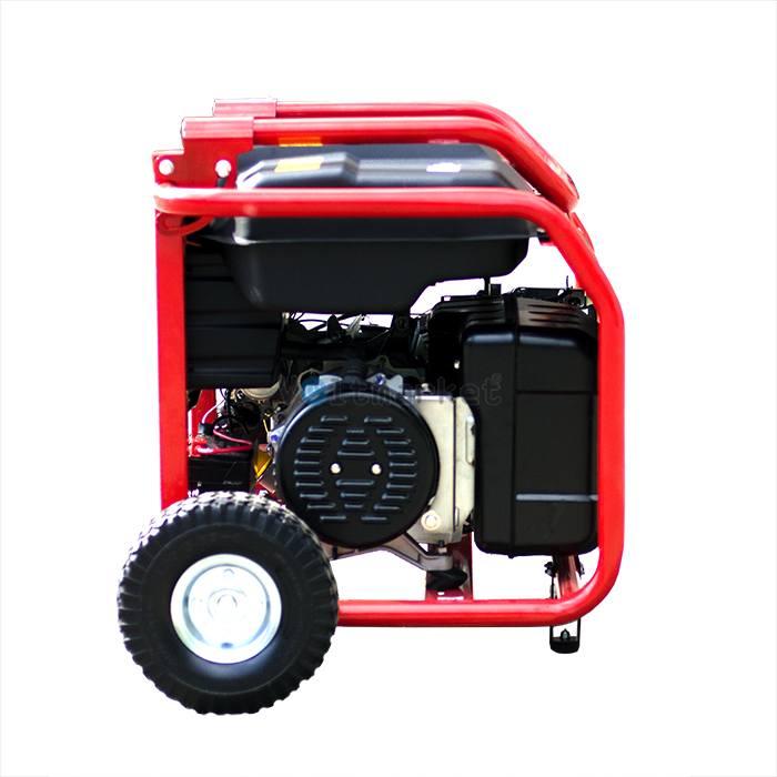 Бензиновая электростанция Matari S7990E. Subaru Powered