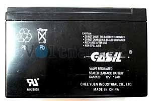 Аккумуляторная батарея CASIL CA 12120