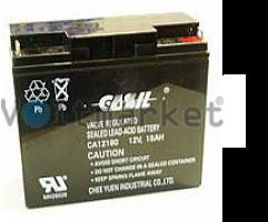 Аккумуляторная батарея CASIL CA 12180