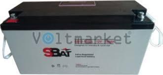Аккумуляторные свинцово-кислотные батареи StraBat SB 12-150LL
