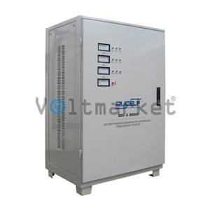 Трехфазные стабилизаторы напряжения RUCELF SDV-3-90000