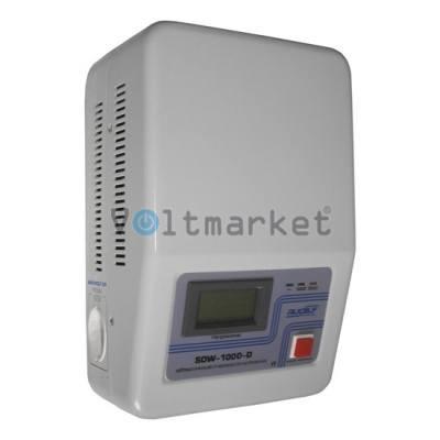 стабилизатор напряжения настенный RUCELF SDW-1000-D