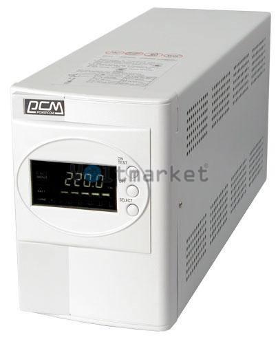 Источник бесперебойного питания Powercom SMK-1000A-LCD