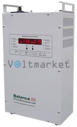 Однофазный стабилизатор напряжения BALANCE СНО-9L12