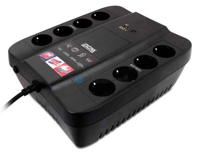 Источник бесперебойного питания Powercom SPD-650U