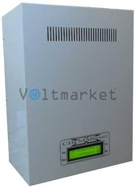 Электронный стабилизатор напряжения СигмаВольт УСН-15-09
