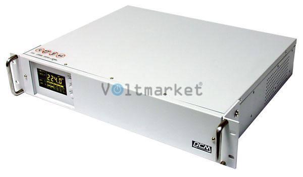 Источник бесперебойного питания Powercom SMK-1250A-RM LCD