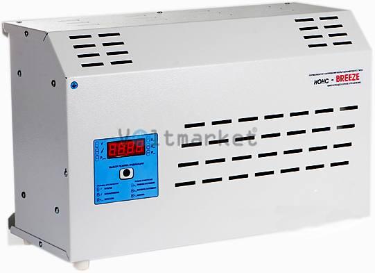 однофазный стабилизатор напряжения RETA НОНС-8000 BREEZE