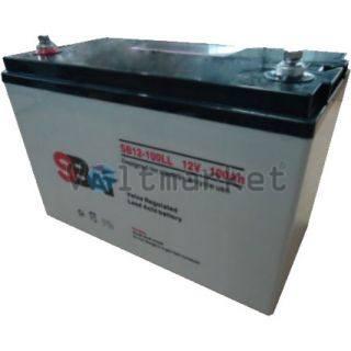 Аккумуляторные свинцово-кислотные батареи StraBat SB 12-100LL