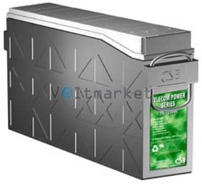 Аккумуляторная герметизированная свинцово-кислотная батарея TPL12800