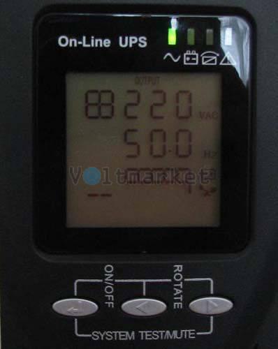 Источник бесперебойного питания EXA-Power EXA 3000 RTL