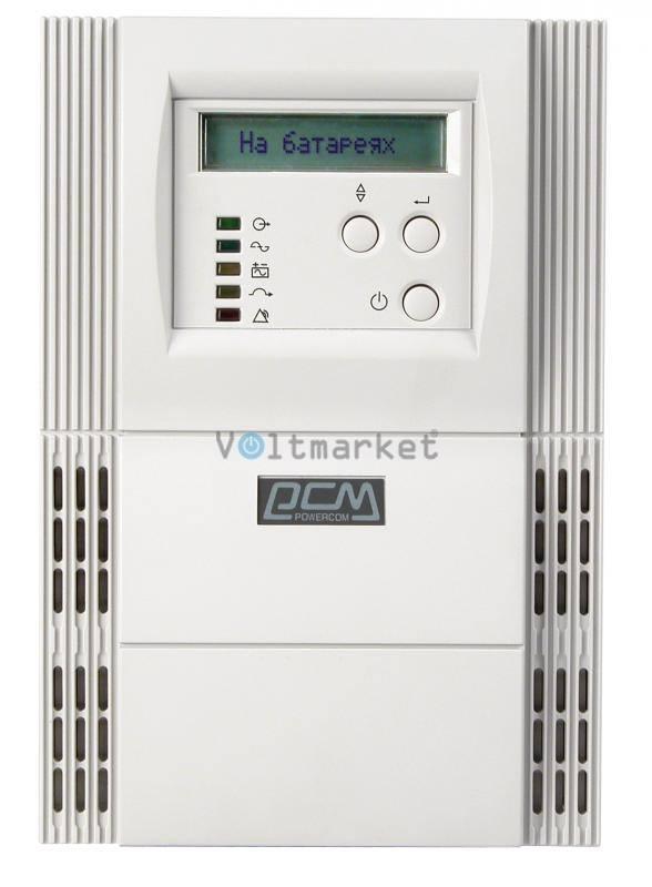 Источник бесперебойного питания Powercom VGD-2000