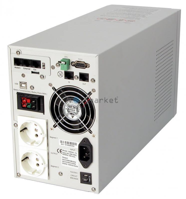 Источник бесперебойного питания Powercom VGD-700