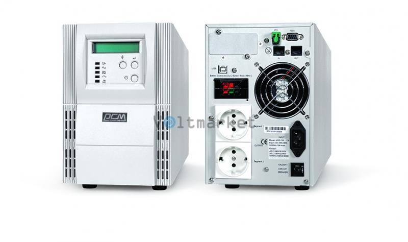 Источник бесперебойного питания Powercom VGD-1000