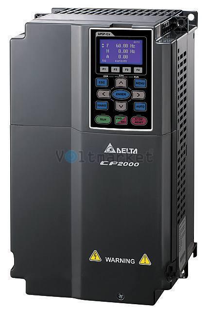 Частотный преобразователь с векторным управлением Delta Electronics vfd037cp43b21